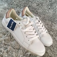 Sugar Gera Women's Shoes Sz 7.5 M Athletic Memory Foam White Gold S