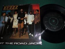 """BUZZZ 7"""" SINGLE - HIT THE ROAD JACK/LOVE AND SQUEEZE ME"""