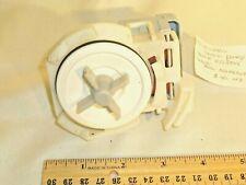 Kenmore Dishwasher Drain Pump Part #8558995  Whirlpool 85658398 Model 13742K602