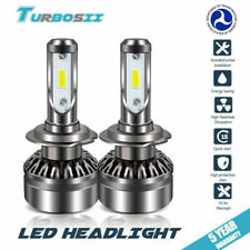 2x H7 LED Headlight Kit for Audi A3 A4 A5 A6 Q5 Q7 TT Quattro Dual Color