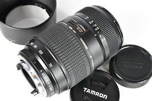 LOOKS UNUSED! TAMRON LD Di 70-300MM F4-5.6 TELE-MACRO LENS A17 FOR PENTAX AF
