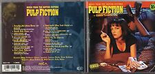 PULP FICTION OST CD colonna sonora KOOL THE GANG REVELS CHUCK BERRY AL GREEN