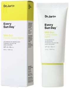 Dr.Jart+ Every Sun Day Mineral Sunscreen SPF 50+ 1.69FL New With Box