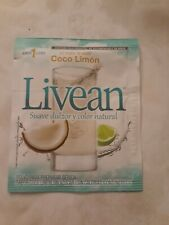 Livean Coco Limon 120 Individual Package