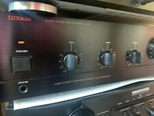 Amplificateur Integre Stereo LUXMAN LV92 1990 2x 35 Watts