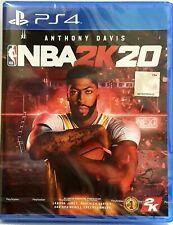 PS4 Game NEW NBA 2K20 Original Bundle Sealed Blu-ray Video R3 Japan NIB ~ryokan