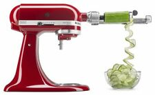 KitchenAid 7 Blade Spiralizer Plus with Peel, Core and Slice (KSM2APC)