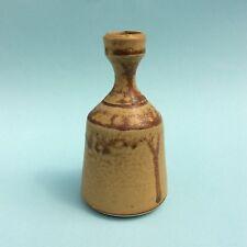 VINTAGE AUSTRALIAN STUDIO POTTERY Doug Alexander Cuppacumbalong Bottle Flask