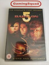Babylon 5 Season 1 NEW DVD, Supplied by Gaming Squad