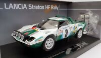 Sunstar 1/18 Scale 4626 - Lancia Stratos HF Rally #8 3rd Safari Rally 1975
