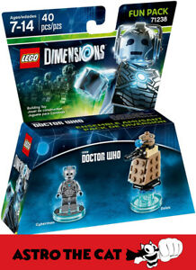 LEGO Dimensions 71238 Cyberman Fun Pack - Doctor Who - Brand new