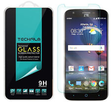 TechFilm® Tempered Glass Screen Protector Saver Shield For ZTE Grand X3