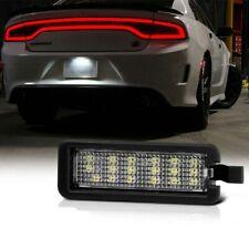 For 2015-20 Dodge Charger Challenger Chrysler 300 [FULL LED] License Plate Light