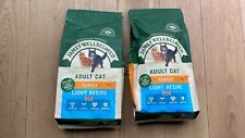 2x Bags Of James Wellbeloved Cat Food 1.5kg Turkey Light