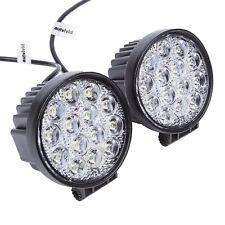 1PCS 42W Cree LED WORK LIGHT BAR FLOOD BEAM LAMP OFFROAD TRUCK 12V SUV UTE ATV