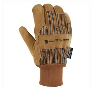 Carhartt Men's Insulated Suede Work Glove size Lg