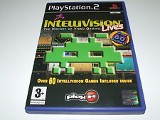 Intellivision LIVES: la storia di videoludico per PS2 (Pal) completo