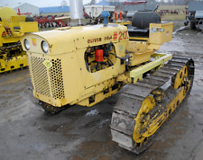 Pair Side Guards — OC-4 (4 cyl + 3 cyl mid-series) Crawler/Dozer/Loader