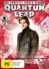Quantum Leap : Season 4 (DVD, 2006, 6-Disc Set)