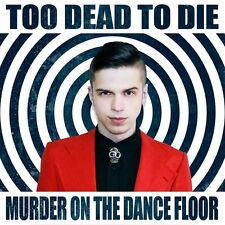 Too Dead to les Murder on the Dance Floor CD 2014