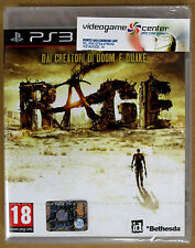 Videogame - Rage - PS3