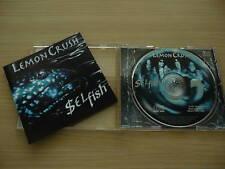 @ CD LEMON CRUSH - SELFISH MELODIC HARDROCK 1997