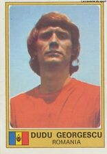 DUDU GEORGESCU EURO FOOTBALL 76 STICKER CROMO PANINI FIGURINE ROMANIA