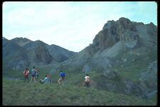 344075 hoge Creek pass Kluane Yukon A4 papier photo