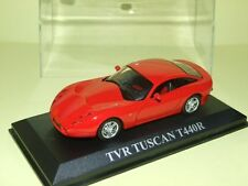 TVR TUSCAN T440 R Rouge ALTAYA 1:43