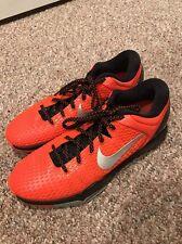 Nike Kobe VII TB Orange Size 12
