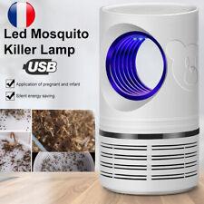 Électrique Tueur de moustiques Lampe LED Lumière non toxique Piège à insectes UV