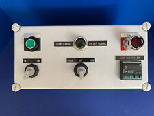 Pump & Chiller Controller with Cal 9900 Temperature Controller, Used