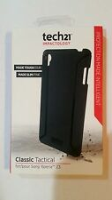 TECH 21 D30 CLASSIC TACTICAL PHONE CASE FOR SONY XPERIA Z3 BLACK