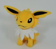 TOMY Official Pokemon Jolteon Plush Toy Doll