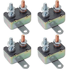 4-PACK 40 AMP AUTO-RESET CIRCUIT BREAKER 40A ELECTRIC WIRE SWITCH FAN LIGHT LAMP