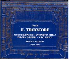 Verdi: Il Trovatore / Capuana, Filippeschi, Stella, Barbieri, Napoli 1957 - CD