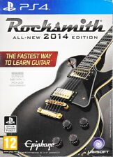 Rocksmith 2014 - Real Tone Kabel - PS4 / PlayStation 4 - Neu & OVP - EU Version