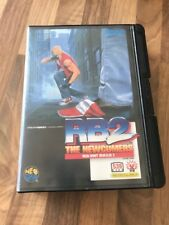 "NEO GEO:     REAL BOUT 2 ""THE NEWCOMERS""       SNK     AES    JAPAN"