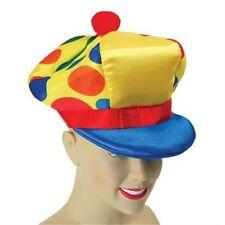 CIRCO CLOWN Pois A Pois abbia raggiunto l'apice Cappello Accessorio Costume Asciugatrice