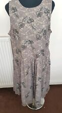 MONSOON Lace Net Applique Dress Evening  Mother Of The Bride Party plus size 20