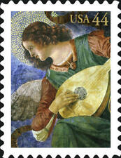 2010 44c Christmas, Angel with Lute Scott 4477 Mint F/VF NH