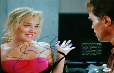PSA Autographed Photo - Sharon Stone
