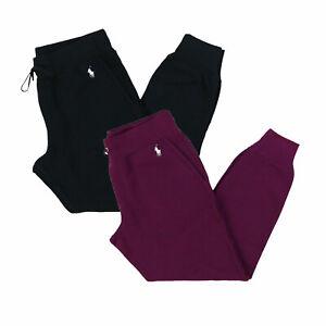 Polo Ralph Lauren Womens Sweatpants Drawstring Jogger Active Gym New Xs S M L Xl