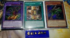 1x NM ABC DECK +1 PACK-LCKC-basic-YGO-Z1/union hangar/LCKC/SDKs/gadget/op04