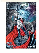 Lady Death Dead Rising Limited Edition Ryp Variant 8.0 Very Fine