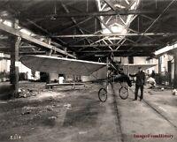 8x10 Print Historic Early Aviator 1920's 1925 #3b0272
