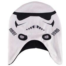 Niño Niña Oficial Star Wars Stormtrooper Gorro de Invierno Poliéster Rayón