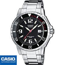CASIO DIVER MTD-1053D-1AVES⎪MTD-1053D-1A⎪ORIGINAL⎪CASIO Collection⎪HOMBRE⎪NEGRO