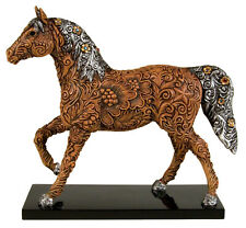 Trail of Painted Ponies CARVED IN HISTORY Figurine - RARE SAMPLE FIGURINE