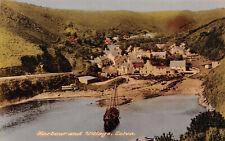 R222747 Harbour and Village. Solva